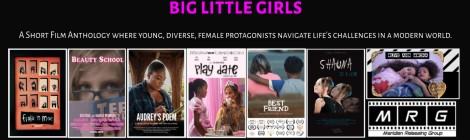 Big Little Girls anthology